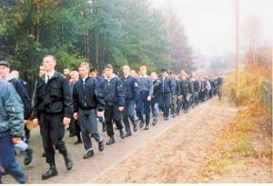 1991 im NF-Block beim