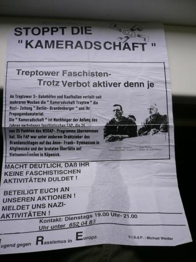 Antifa-Plakat 1995