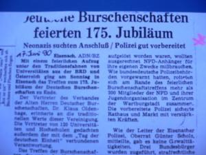 1990 - JN/NPD in Eisenach