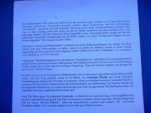 Nolde und Schwerdt antworten Michael Draeger 96/97 c