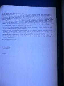 30. 7. 1998 Persönliche Überzeugung von RA Eisenecker zum Tatvorwurf b