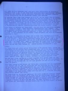 RA Eisenecker - Beweiserhebung 12. 11. 1997 (Seite 2)